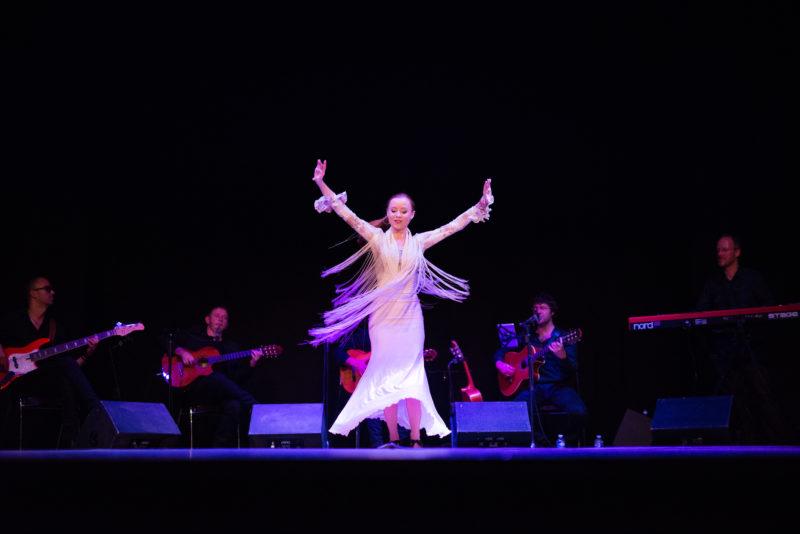 Flamenco mons en baroeul roubaix lille
