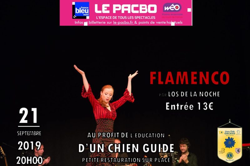 flamenco orchies nord pas de calais valenciennes los de la noche