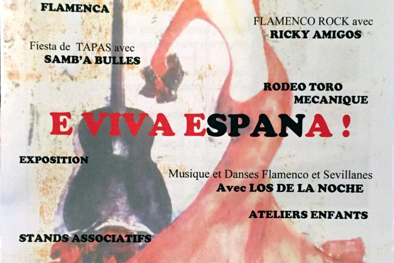 Festival Flamenco france aisne Los de la noche