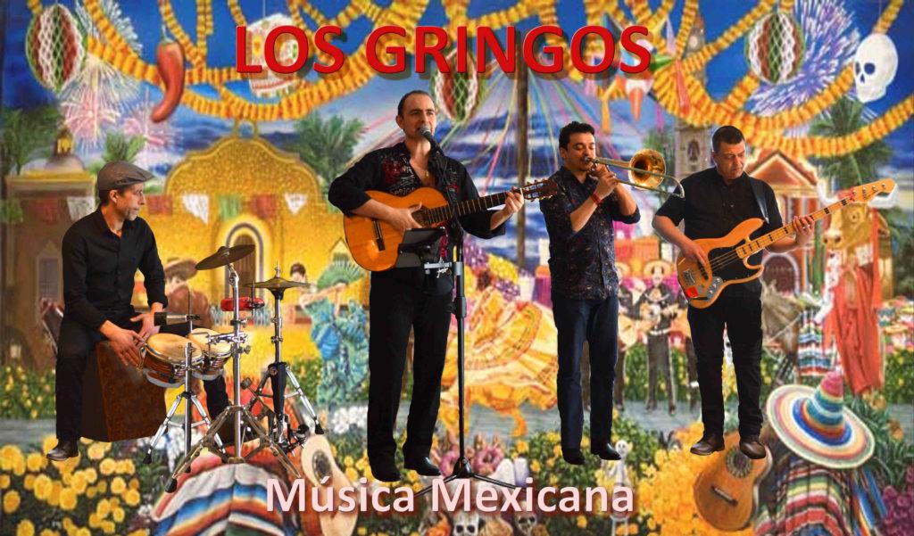 LOS GRINGOS musica Mexicana Mexicain lille nord pas de calais picardie hauts de franc